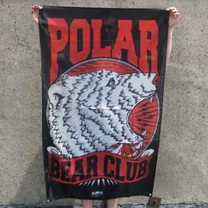 Polar Bear Club 'Bear' Banner