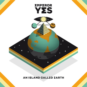 Emperor Yes - An Island Called Earth LP - Green