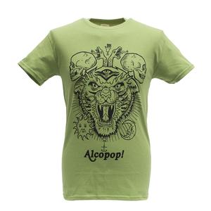 Alcopop! Megatiger Green T-Shirt