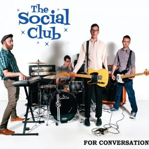 The Social Club - For Conversation EP CD