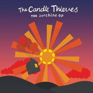 The Candle Thieves - The Sunshine EP CD