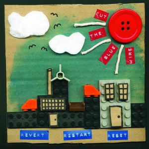 Cut The Blue Wire - Revert Restart Reset EP CD