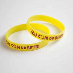 Johnny Foreigner - You Can Do Better Wristband