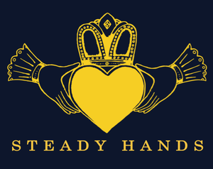 Steady Hands Fragile Heart T-Shirt