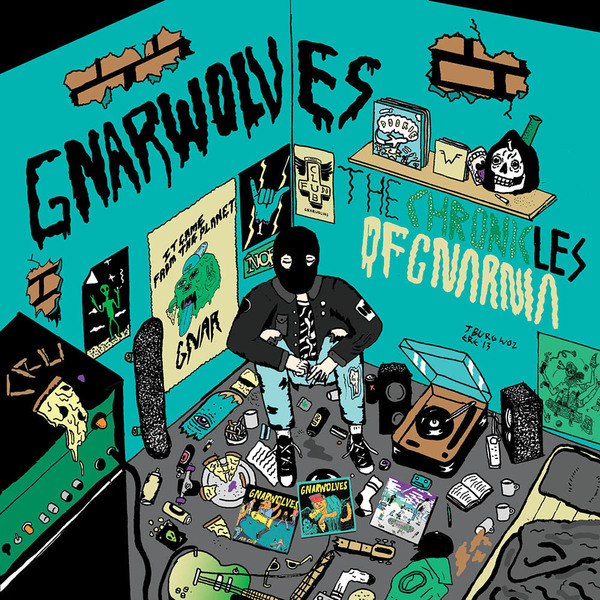 Gnarwolves - Chronicles Of Gnarnia LP/CD