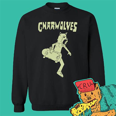 Gnarwolves - Sweatshirt