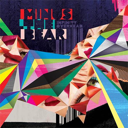 Minus The Bear - Infinity Overhead LP/CD