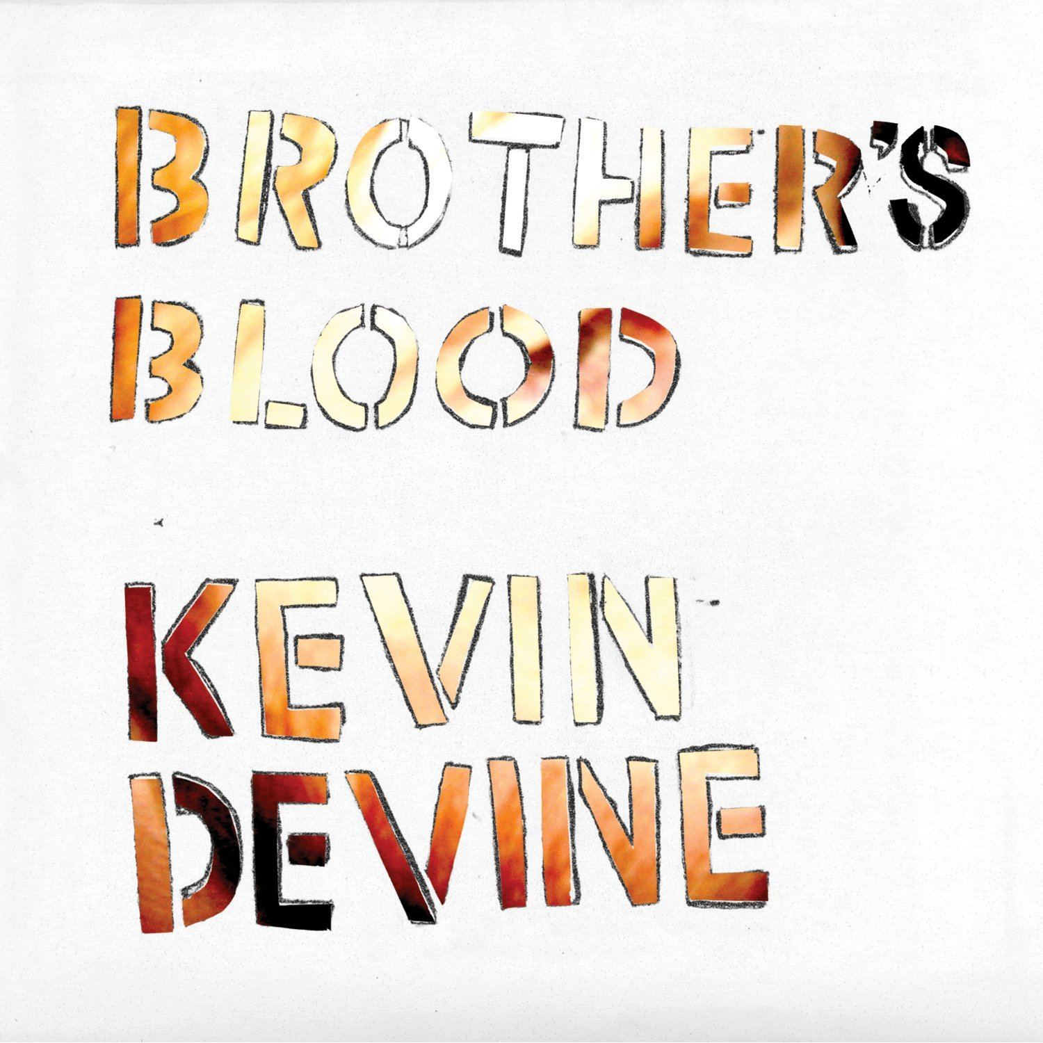 Bad Timing Records Kevin Devine Brother S Blood