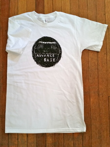 ADVANCE BASE- Piano Shirt (White)