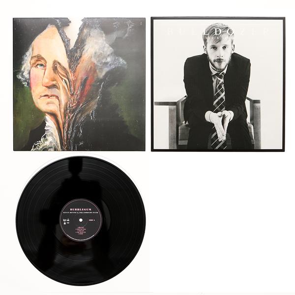 Kevin Devine - Bubblegum & Bulldozer - Black Vinyl Bundle