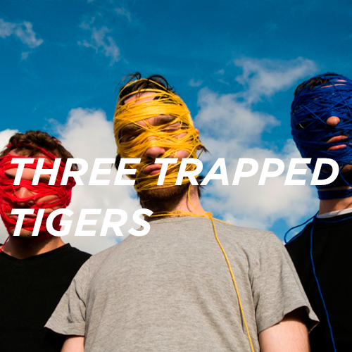 Three Trapped Tigers