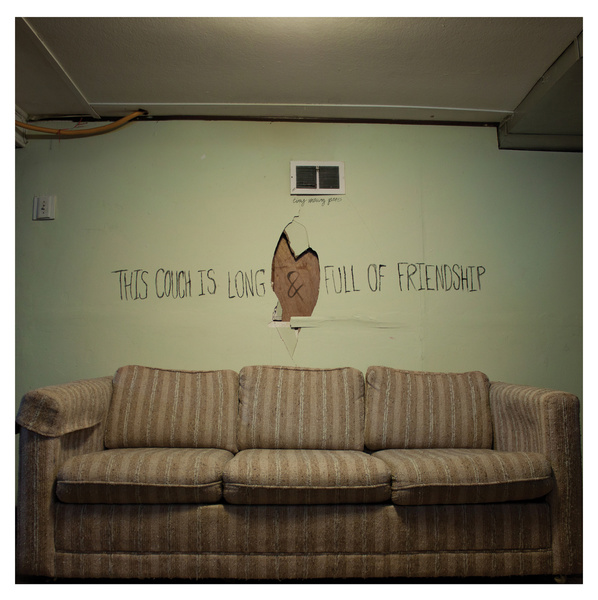 Tiny Moving Parts - This Couch Is Long LP