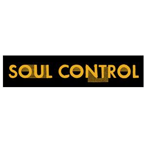 Soul Control 'Logo' Sticker