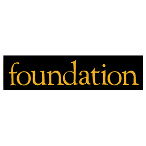 Foundation 'Logo' Sticker