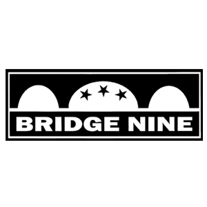 Bridge Nine 'Oversized Logo' Sticker