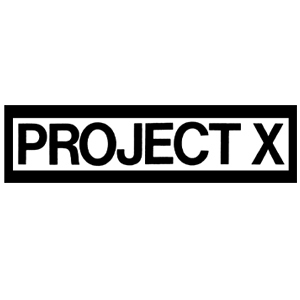 Project X 'Logo' Sticker