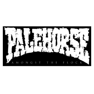 Palehorse 'Logo' Sticker