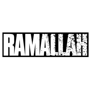 Ramallah 'Logo' Sticker