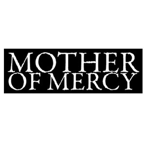 Mother of Mercy 'Logo' Sticker