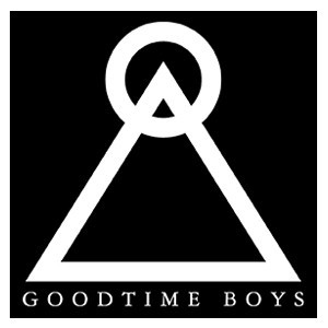 Goodtime Boys 'Every Landscape' Sticker