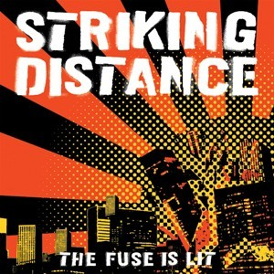 Striking Distance 'The Fuse Is Lit' Sticker