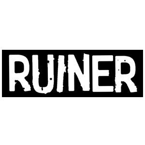 Ruiner 'Logo' Sticker