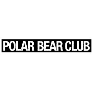 Polar Bear Club 'Oversized Logo' Sticker