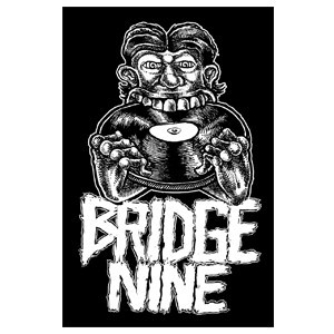 Bridge Nine 'Chris X Illustration' Sticker