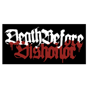 Death Before Dishonor 'Logo' Sticker