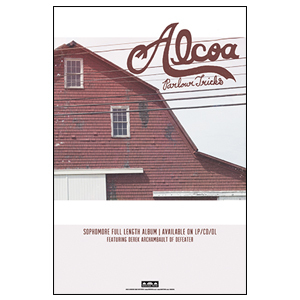 Alcoa 'Parlour Tricks' Poster