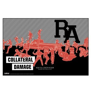R.A. 'Collateral Damage' Poster