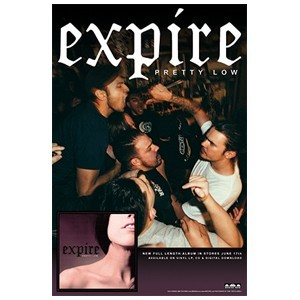 Expire 'Pretty Low' Poster