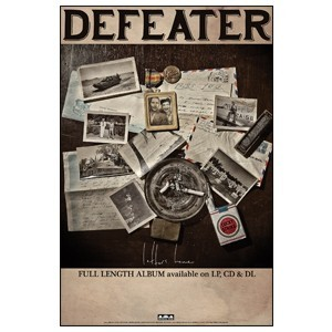 Defeater Letters Home' Poster