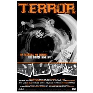 Terror 'No Regrets' No Shame : The Bridge Nine Years' Poster