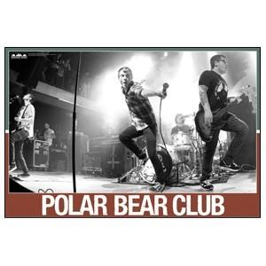 Polar Bear Club 'Live' Poster