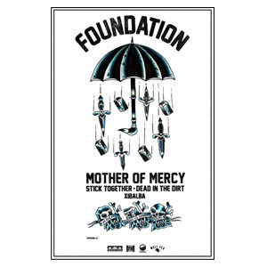 Foundation 'Umbrella' Poster
