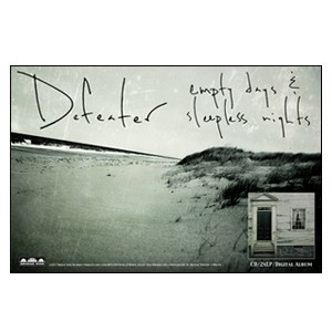 Defeater 'Empty Days & Sleepless Nights' Poster