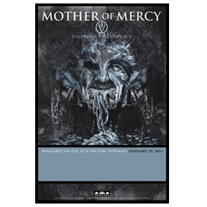 Mother of Mercy 'IV : Symptoms of Existence' Poster