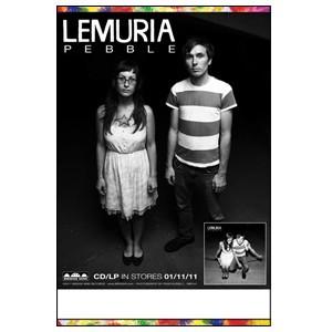 Lemuria 'Pebble' Poster