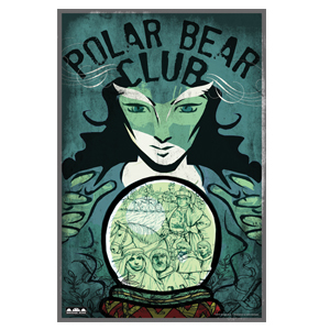 Polar Bear Club 'Gypsy' Poster