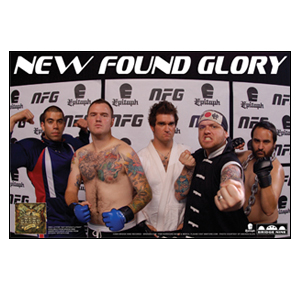 Buy New Found Glory Ultimate Fighter Listen To Your