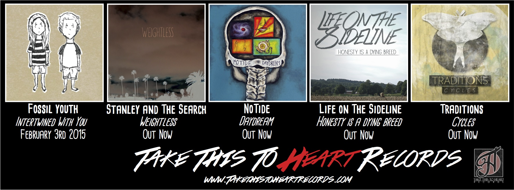 Take This To Heart Records