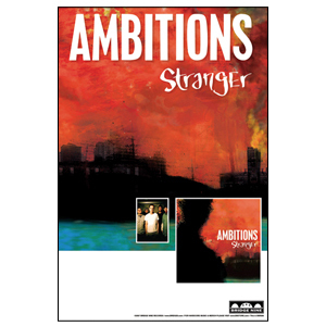 Ambitions 'Stranger' Poster
