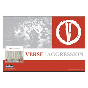 Verse 'Aggression' Poster