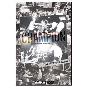 Champion 'Different Directions' Poster