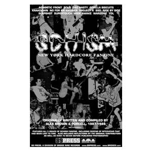 Schism 'Book' Poster