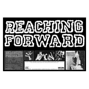Reaching Forward 'Burn The Lies' Poster