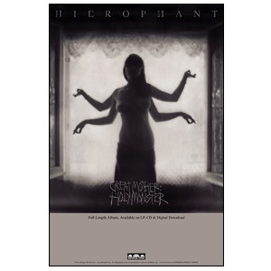 Hierophant 'Great Mother: Holy Monster' Poster