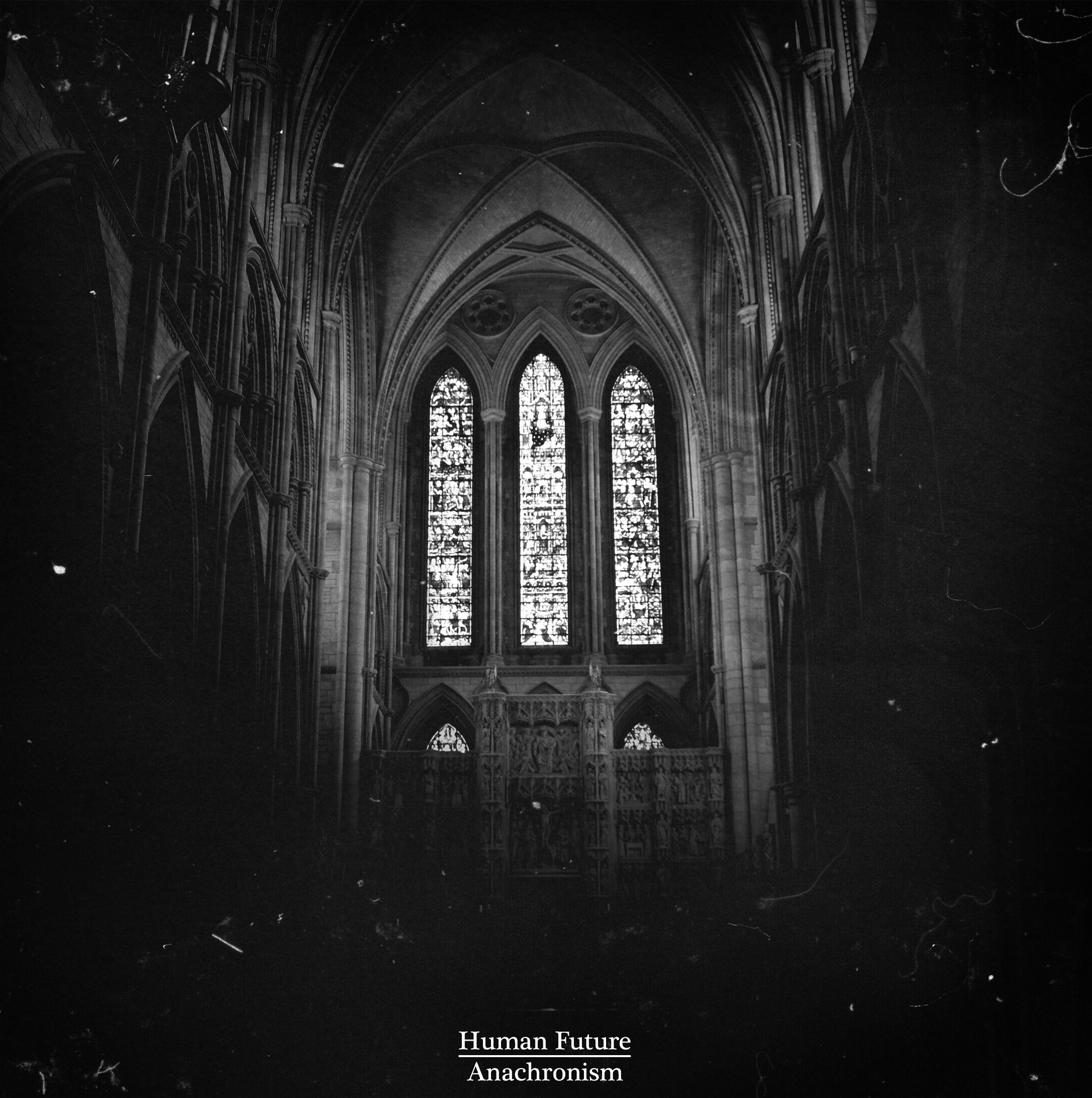 Human Future - 'Anachronism' EP