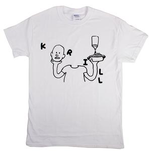 Krill - White T-Shirt